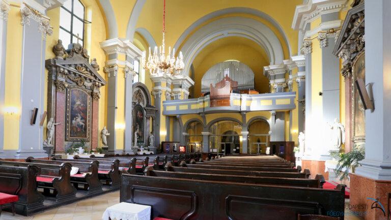 A Krisztinavárosi Havas Boldogasszony-templom