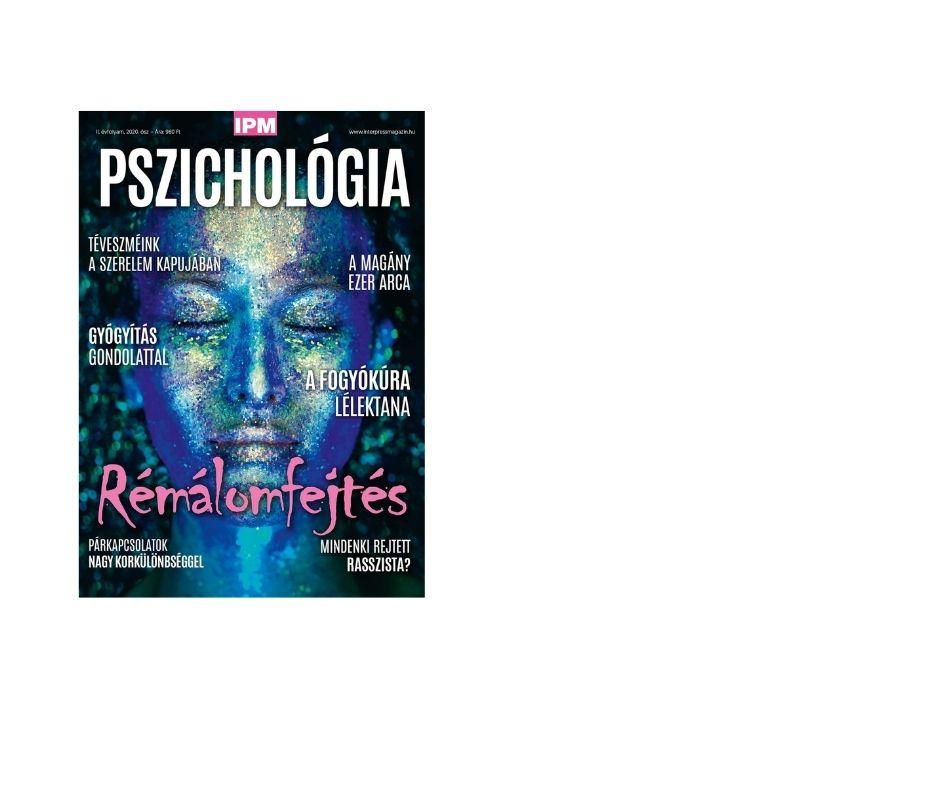Megjelent az IPM Pszichológia legújabb száma!