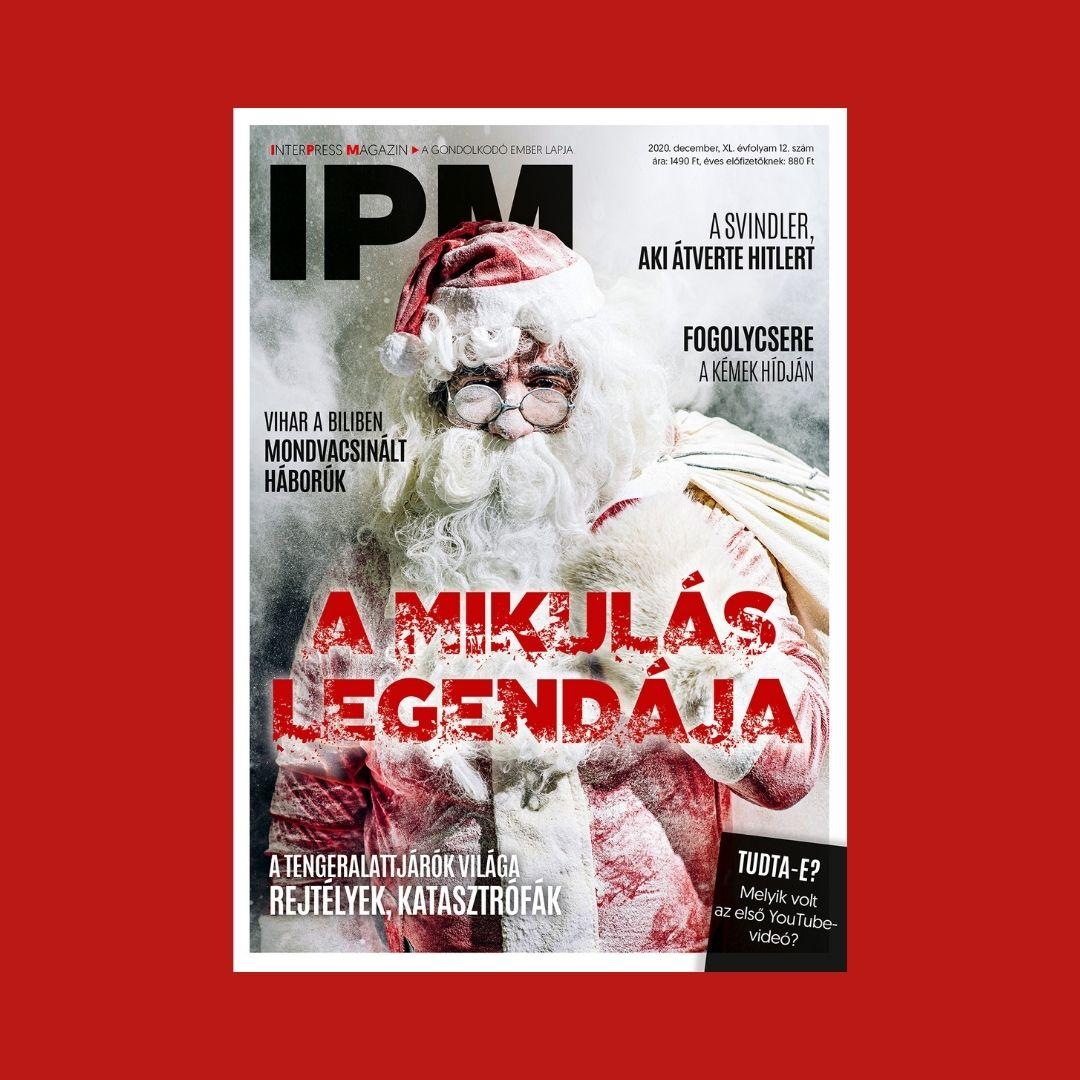 Megjelent az Interpress Magazin decemberi száma!