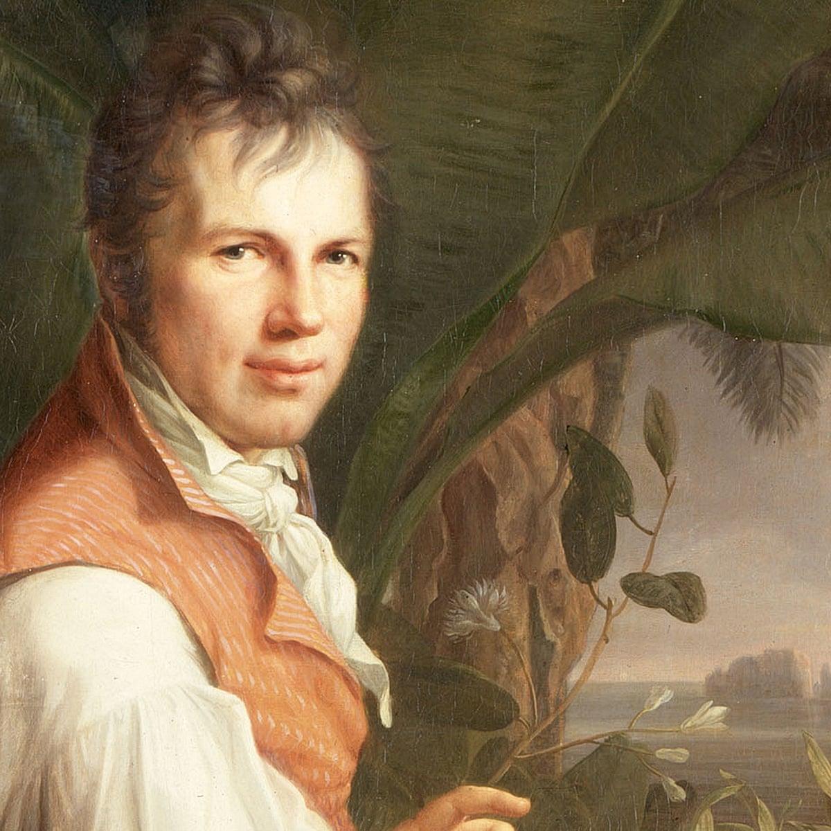 Humboldt, a természet nagy tudósa